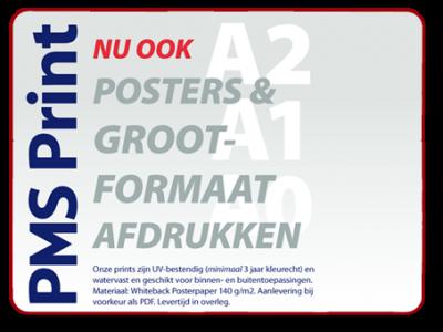 Poster en groot formaat